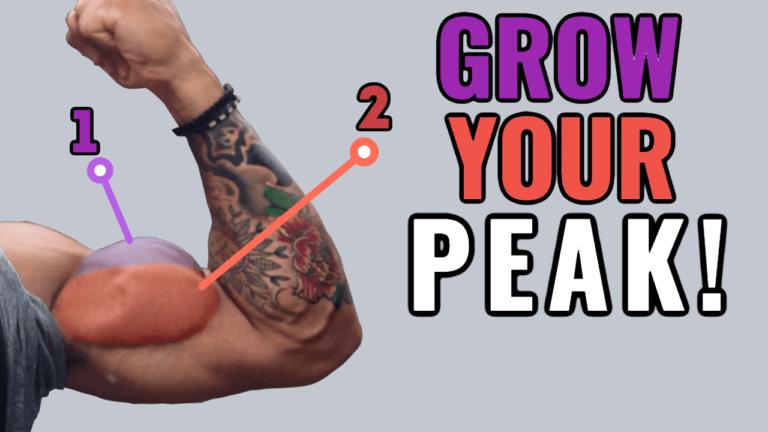 bicep peak workout thumbnail