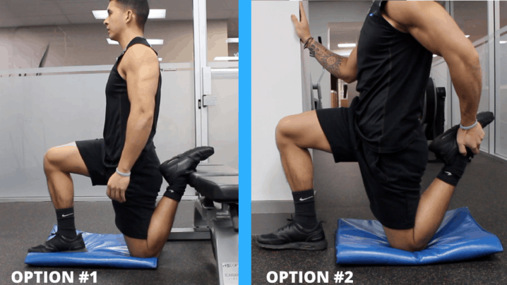 rectus femoris stretches for pelvic tilt