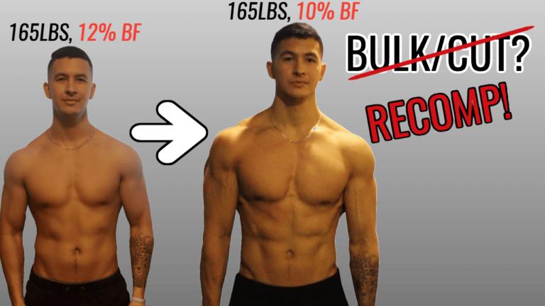 body recomposition thumbnail