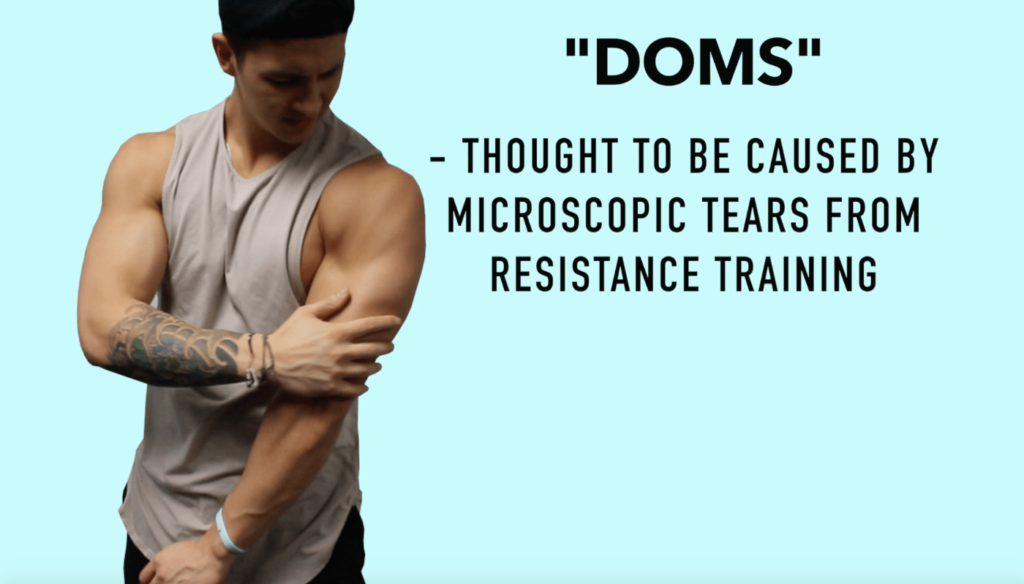 how to reduce muscle soreness (DOMS)