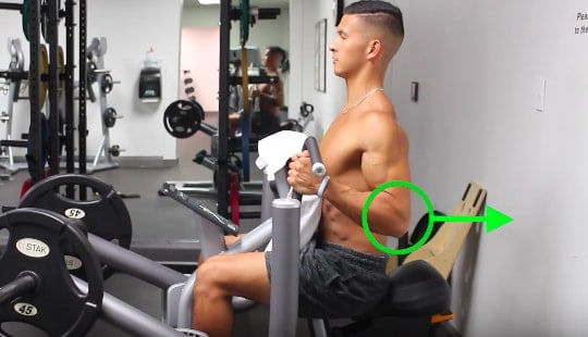back exercise tips