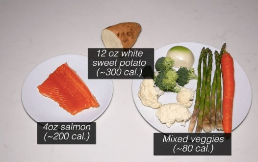post-workout meal ingredients