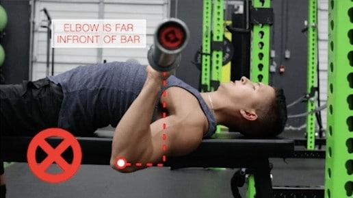 shoulder pain when benching form fix