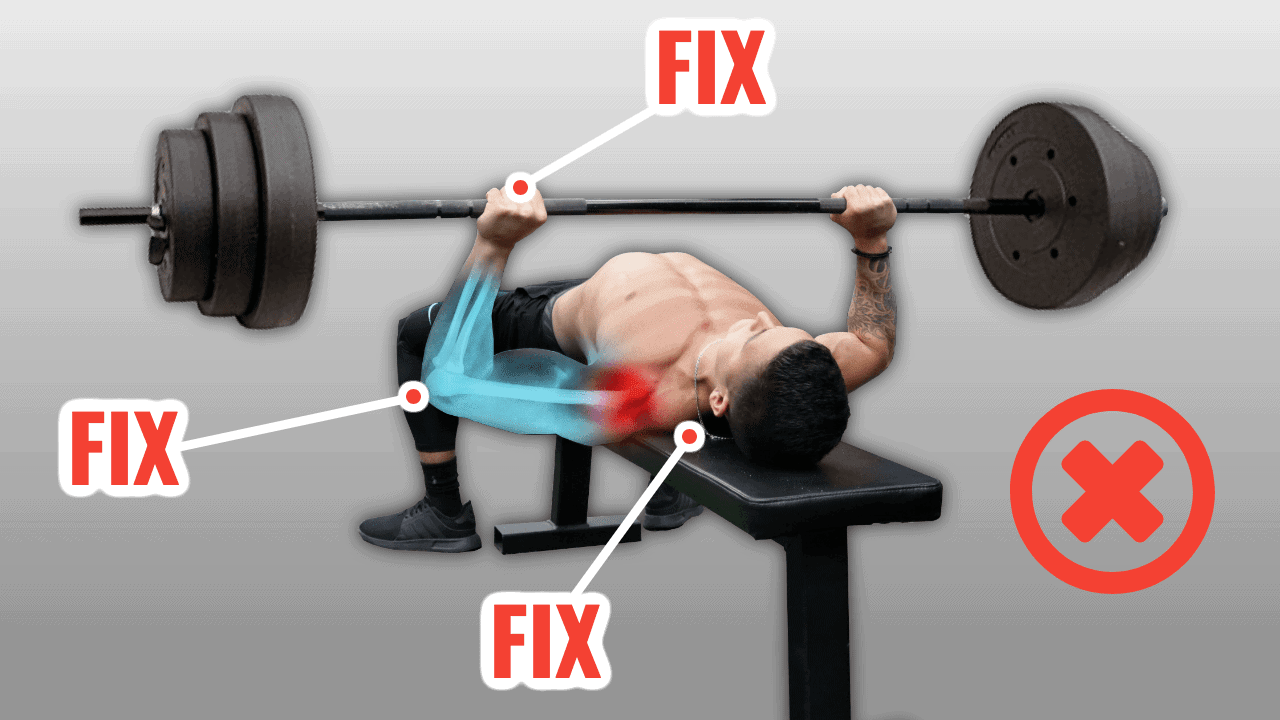 shoulder pain when benching thumbnail