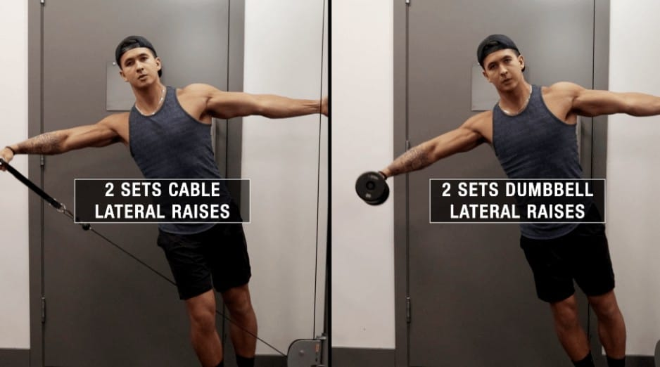 lateral raise variations