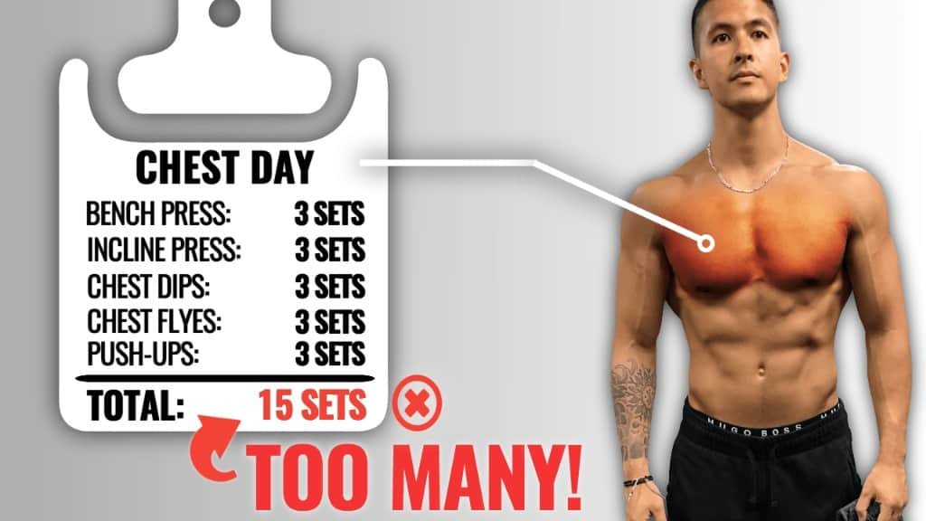 how many sets per workout