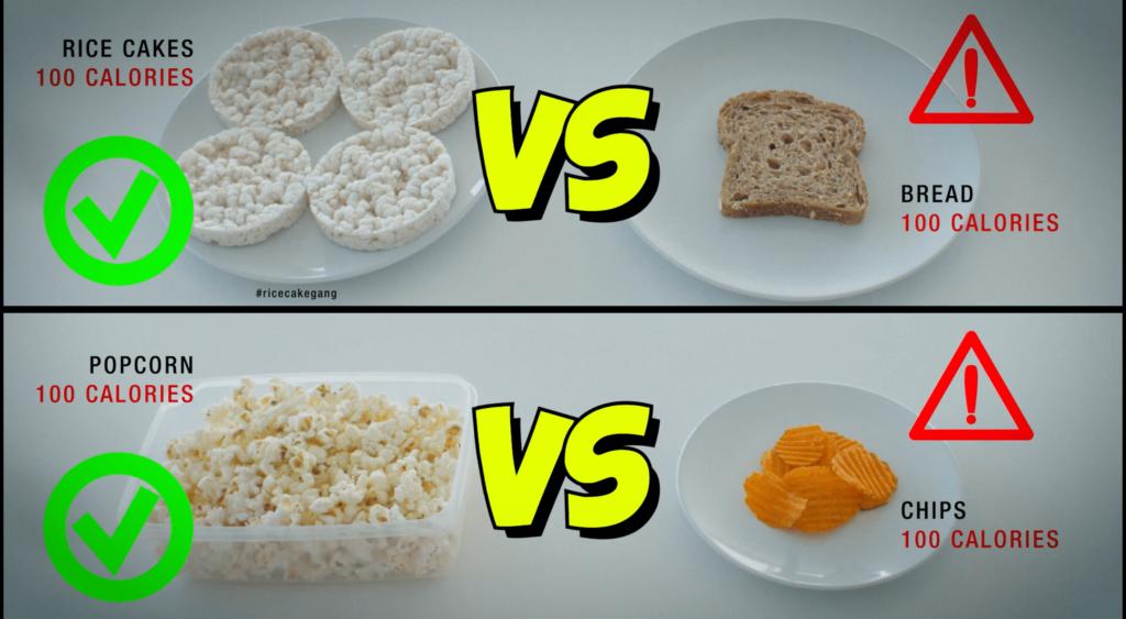Fat loss meal plan swap