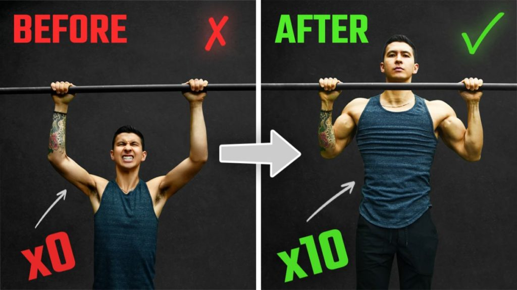 How to increase pull ups thumbnail