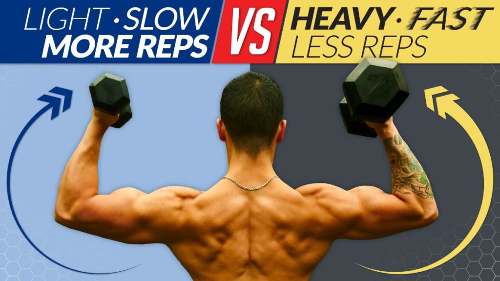 How to build muscle faster thumbnail