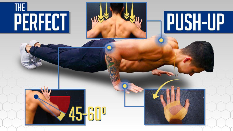 Perfect Push Up Form Thumbnail