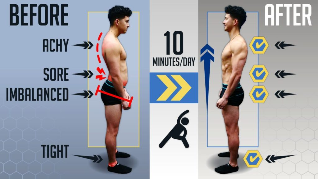 full body mobility routine