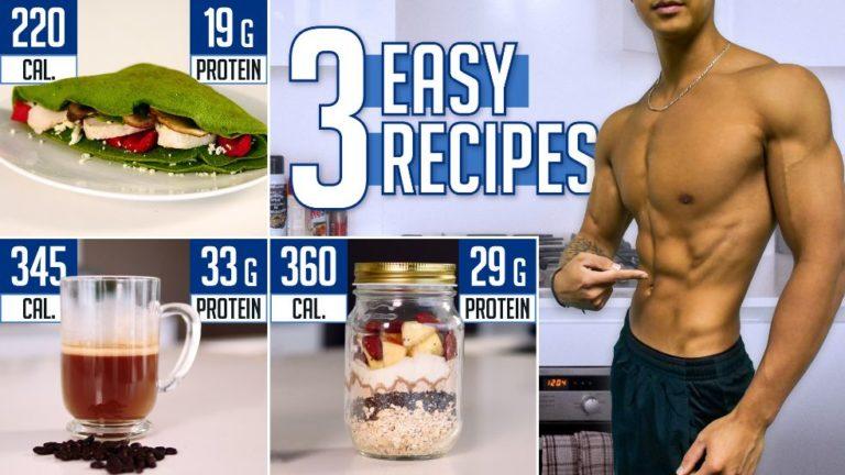 High Protein Breakfast Ideas To Lose Stubborn Fat