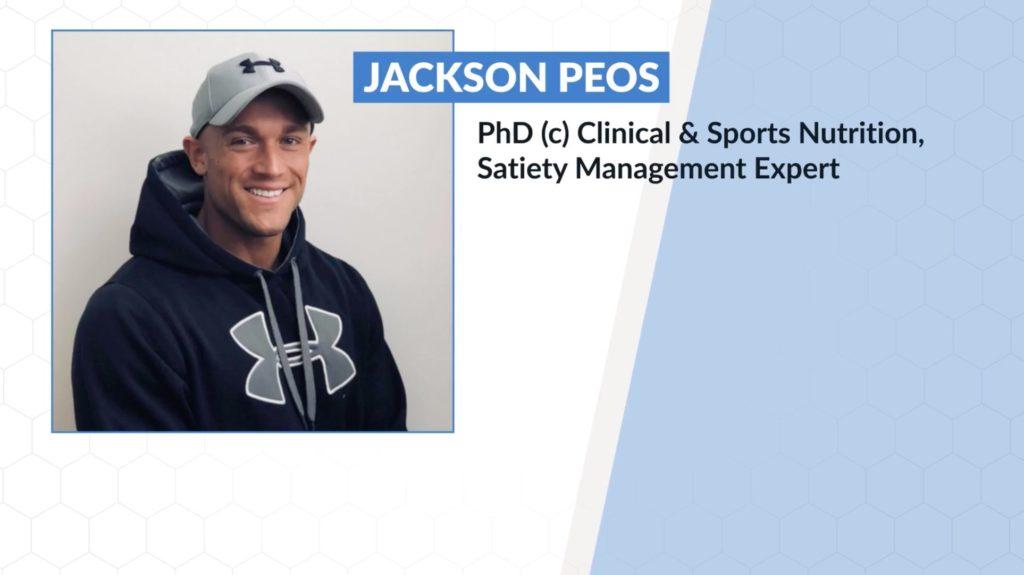 Jackson Peos PhD